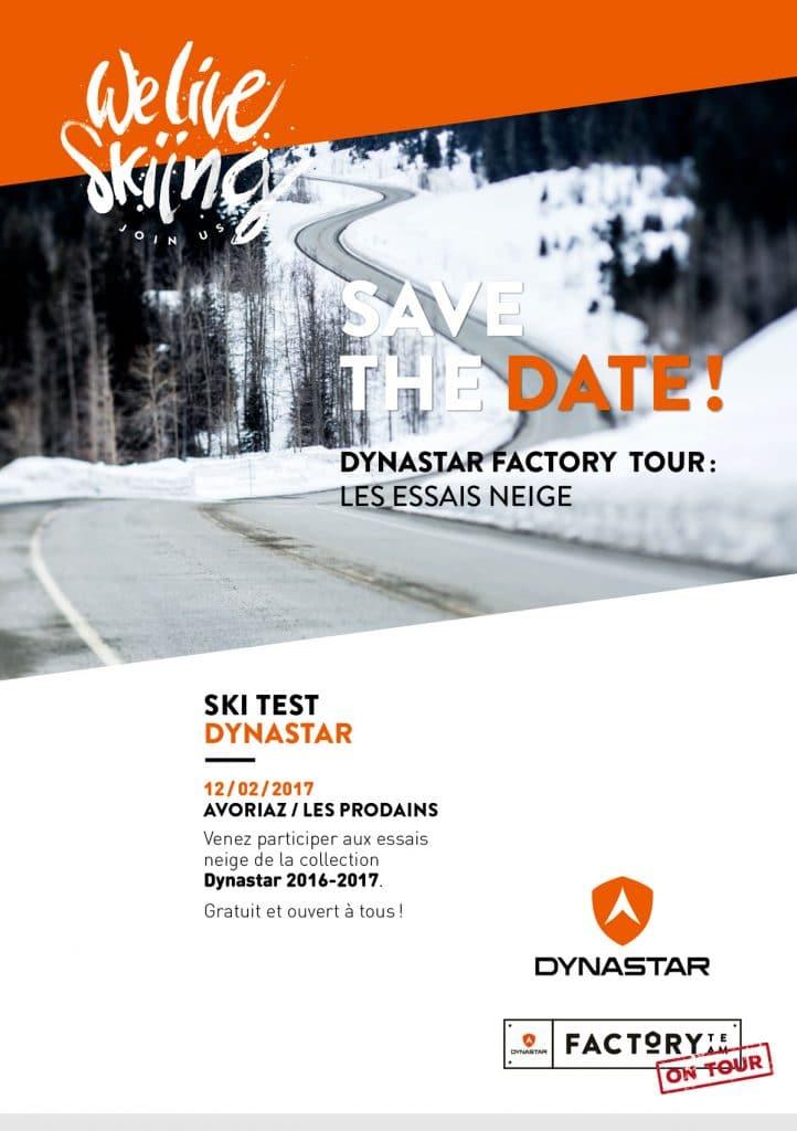 essai ski dynastar avoriaz 2017