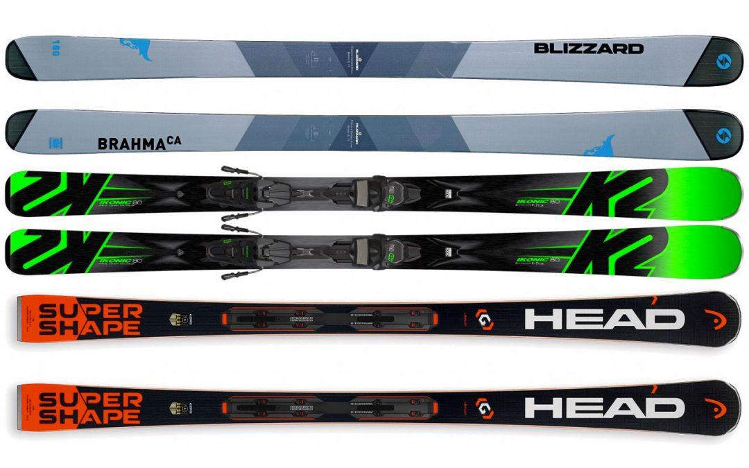 Nouvel espace vente et nouveautés skis 2017/2018