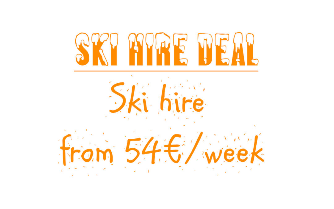 Ski for less in Morzine even in february